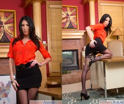 Dava Foxx - Naughty Office