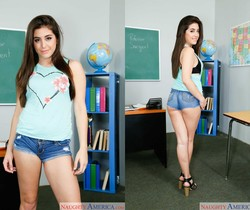 Natalie Monroe - Naughty Bookworms