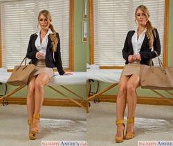 Nicole Aniston - My Naughty Massage