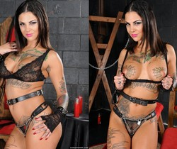 Bonnie Rotten and Kleio Valentien - Down Here If You Dare