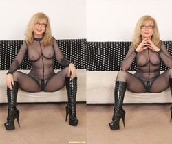 Nina Hartley - Spring, Time to Plant This Flower
