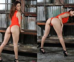 Vanessa Veracruz - Swim Suit Strip Seduction