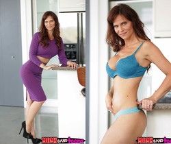 Syren Demer, Goldie Oritz - Deep Trouble - Moms Bang Teens