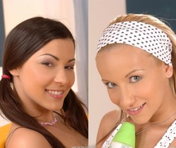 Klaudia & Candy - 1by-day