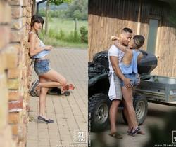 Mona Kim - Countryside Kink - 21 Erotic Anal