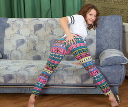 Leana in Tights - Nubiles