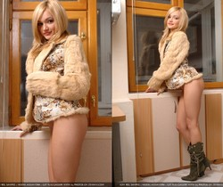 Fur coat - Alexandra