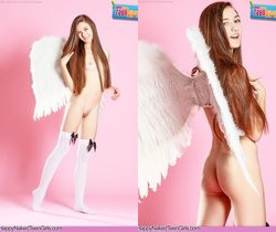Here I Am! - Claire - Happy Naked Teen Girls