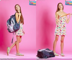 After School - Claire - Happy Naked Teen Girls
