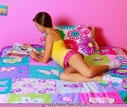 Too Much Fun - Claire - Happy Naked Teen Girls