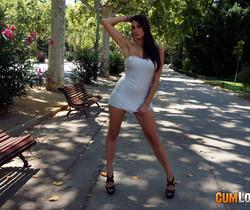 Ana Ribera - Swallowing Sweet Jizz