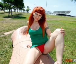 Lili Lou - Greedy Redhead