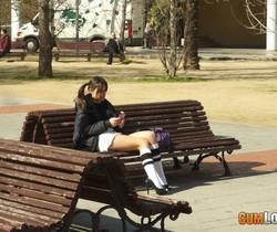 Ena Sweet - Sweet schoolgirl