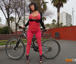 Suhaila Hard - BoobCycling