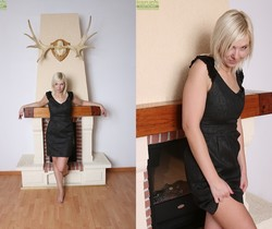 Blonde Milf Emilia - Karup's Older Women