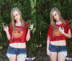 Mandy Roe - Hippy - SpunkyAngels
