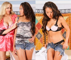 Jayden Lee, Ashden Wells, Julia Ann - The Big Game