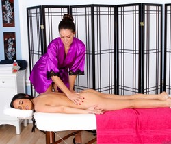 Alison Tyler, Brandy Aniston - Works Every Time