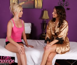 Katie Jordan, Callie Cobra - The Perfect Massage