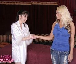RayVeness, Briana Blair - My First Massage