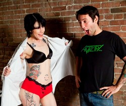 Joanna Angel, Cadence St. John - I Ain't Affraid Of No Ghost