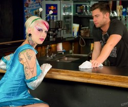Jessie Lee - Killer Kleavage From Outer Space - Episode 1