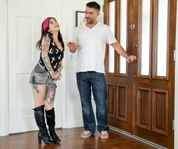 Joanna Angel, Anna Bell Peaks - The Ugly Step-Sister