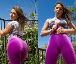 Abella Danger - Buttman Toy Master