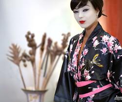 Natalia Forrest - Geisha - Daring Sex