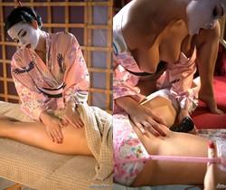 Cate Harrington - Geisha - Daring Sex