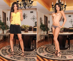 Sadie Santana - My New White Stepdaddy #09
