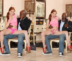 Alice Green - My New Black Stepdaddy #17
