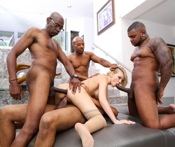 Kagney Lynn Karter, Rico Strong - Blacked Out