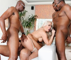 Holly Heart, Isiah Maxwell - Blacked Out #03
