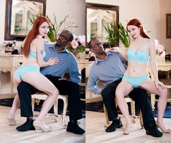 Violet Monroe - My New Black Stepdaddy #19