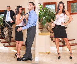 Stephanie Moretti - Seduced By The Boss's Wife