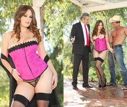 Allison Moore - Seduced By The Boss's Wife #02