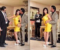 Reena Sky - Seduced By The Boss's Wife #04