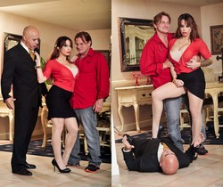 Alyssa Lynn - Seduced By The Boss's Wife #04