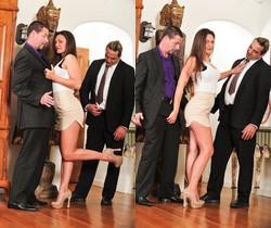 Olivia Wilder, Jack Vegas - Seduced By The Boss Wife #05
