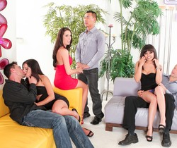 Kortney Kane, Annie Cruz, Missy Maze - SO CAL Swingers Club
