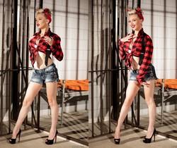 Jeanie Marie - Devil's Pinup Dollz #02