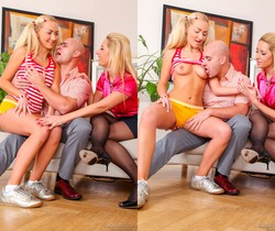 Mom And Dad Are Fucking My Friends Vol 09