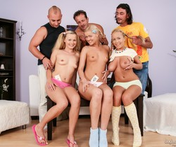 Orgy Initiations #03