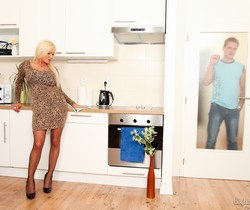 Sharon Pink - His First MILF #05
