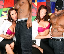 Vanessa Videl - Black Bros And Milf Ho's