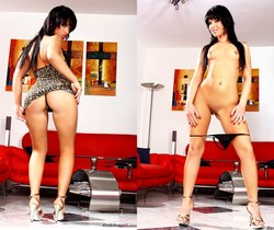 Celine Black, Choky - Angel Perverse #11