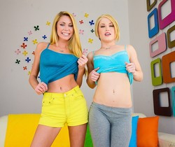 Brynn Tyler, Ash Hollywood - American Cocksucking Sluts #02