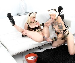Cherry Torn, Sparky Sin Claire - Milk Nymphos #03