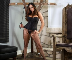 Ariella Ferrera, Jack Vegas - Femdom Ass Worship #16